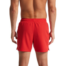 "Nike Swim Solid Lap 5"" Volley Shorts Herren university red"
